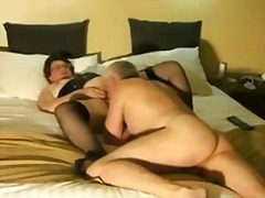 Xhamster - Homemade Grandma Gets Ready to Fuck Grandpa