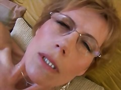 Granny Carla enjoys he...