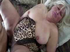 Xhamster - Ugly fat grannie
