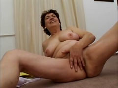 ann, nana, matures, masturbation