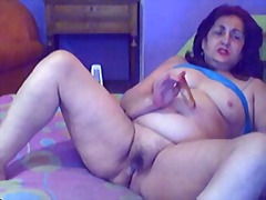 webcams, masturbation, granny,