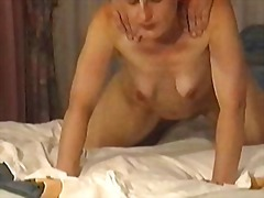 hairy mature turkish woman with small...