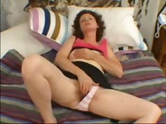 Hairy Amateur Mature M...