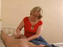 mature, masturbation, guy, handjob,