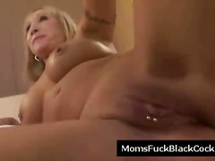 interracial, milf