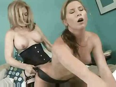 Nina Hartley and Ariel...