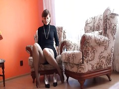 Xhamster - Mature Jerkoff Instruction for the Job with Countdown