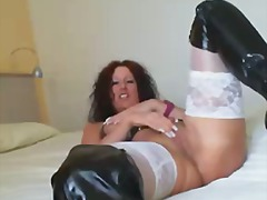 masturbation, fingering, milf,