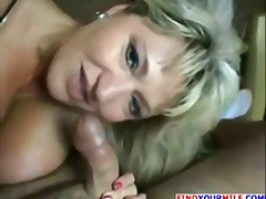 housewife, chubby, milf, mature, wife, fat, creampie