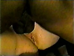 Vintage dp interracial
