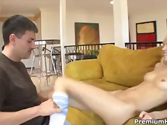 PornHub Movie:Emma Mae seducing by jerking