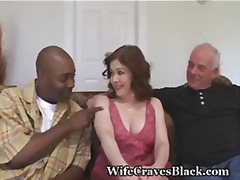 Horny Wife Fucks Black...