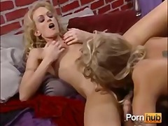 lesbian, pussy-licking, babe, girl-on-girl, shaved-pussy, big-tits, busty, blonde, pornstar, rimming, ass-licking