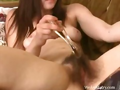 PornHub - Vanessa and her clear ...