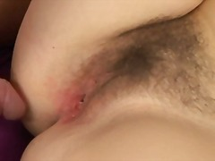 Xhamster Movie:50 cumshots on hairy pussy
