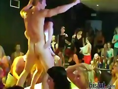 BIG orgasms in public video
