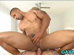 oiled, massage, fucking, gay