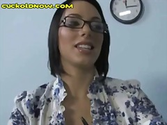 Lady Doctor Mocks His ... - Tube8