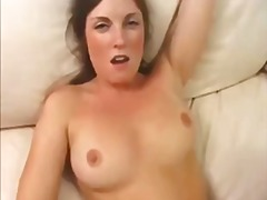 Sexy Brunette Babe Get... video