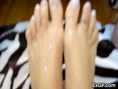 Fantastic footjob fetish - Redtube