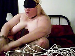 Self bondage fail