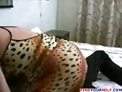 Mature BBW mom and her... video