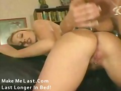 brunette, girl-on-girl, ass-fuck
