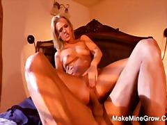 blondes, blowjobs