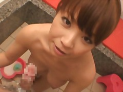 See: Japanese Woman - Bathr...