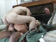 sheridan, english, blond, facial, anal, sex, lee