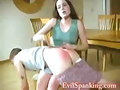 See: wicked woman spanking ...