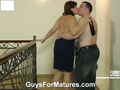 Viola&Peter kinky mom in action