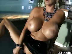 Hot lady with a great pair part6