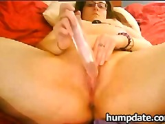 Thumb: Cutie with huge butt t...