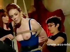 H2porn Movie:Stunning redhead gets used by ...