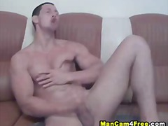 Tube8 Movie:Exclusive Blowjob With Muscled...