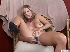 Multiple orgasms for J... video
