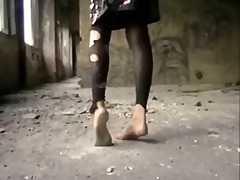 Dirty Barefoot video