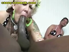 Candy Enjoys Her Choco... video