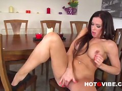 stacy silver,  solo, big boobs,