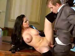 Thumb: Anastasia Brill spy hard
