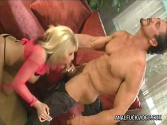 Brooke Haven's Big Tit Blowjob