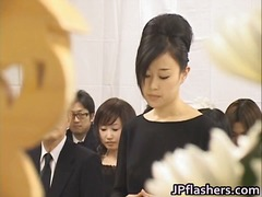 Yobt TV Movie:Asian girls go to church half ...