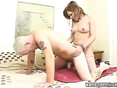 Amy Reid sperm load co... video