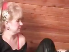 Sexy Russian Mom russian cumshots swallow