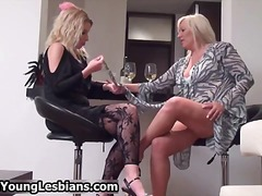 Blonde mature wife sed... video