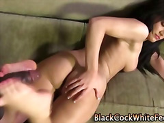 interracial, bizarre, cumshot