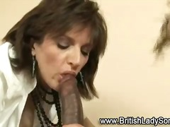 Mature interracial threeso... - 05:20