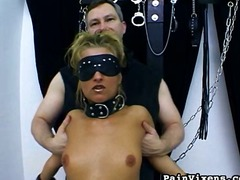 Yobt TV Movie:Trashy servitude Blonde