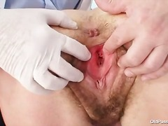 doctor, mature, hairy,